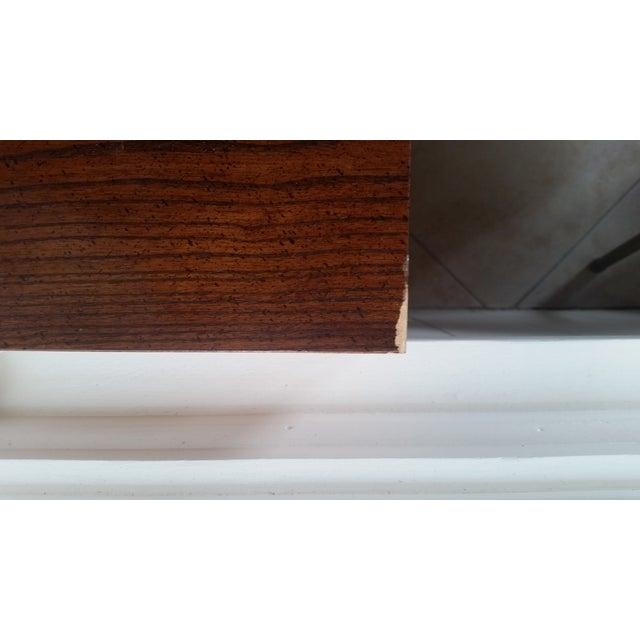 Wood & Brass Campaign Dresser - Image 6 of 7