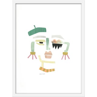 "Medium ""Bardo"" Print by Melvin G., 18"" X 24"" For Sale"