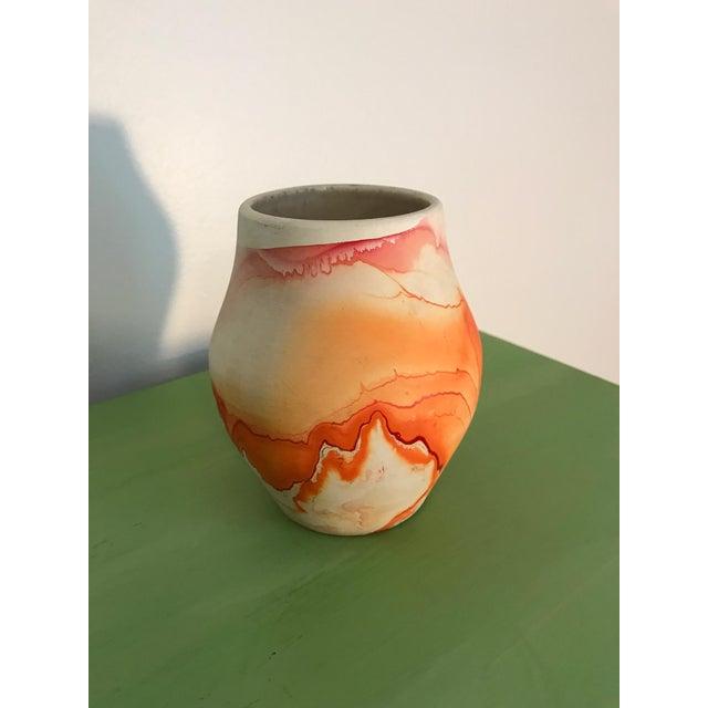Nemadji Art Pottery Vase - Image 2 of 6