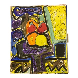 Vitae Fradogo #1 Art Miami 1993 For Sale