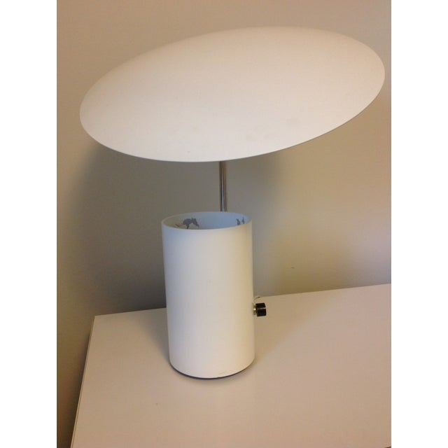 """Contemporary George Nelson for Koch & Lowy """"Half Nelson"""" Lamp For Sale - Image 3 of 8"""