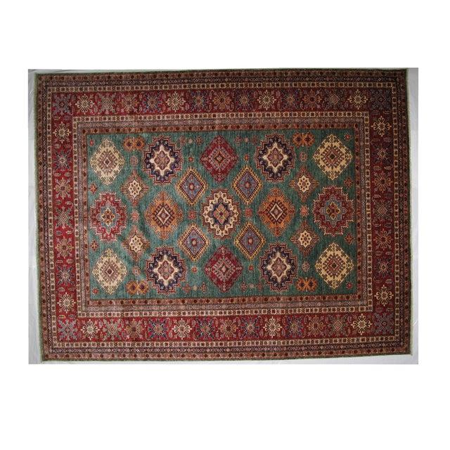 """Leon Banilivi Super Kazak Carpet - 11'8"""" X 9' - Image 2 of 4"""
