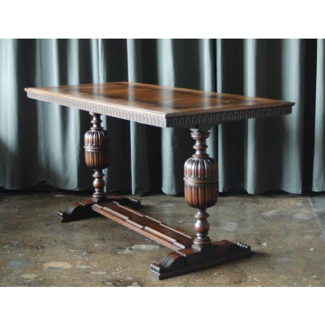 Axel Einar Hjorth Library Table by Axel Einar Hjorth for Nk For Sale - Image 4 of 11