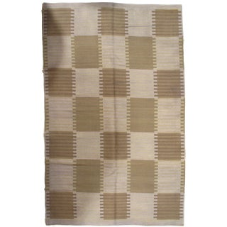 Pasargad Ny Scandinavian Design New Zealand Overdyed Wool Rug - 5′8″ × 9′ For Sale