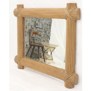Large Sheaf of Wheat Motive Frame Mirror Preview