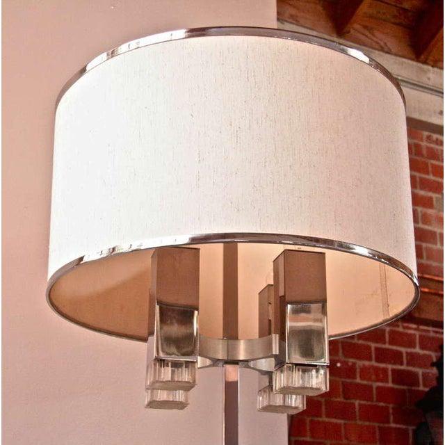 Gaetano Sciolari Sciolari Floor Lamp For Sale - Image 4 of 7