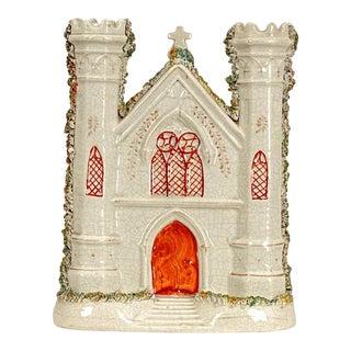 Circa 1880 Staffordshire Church, England For Sale