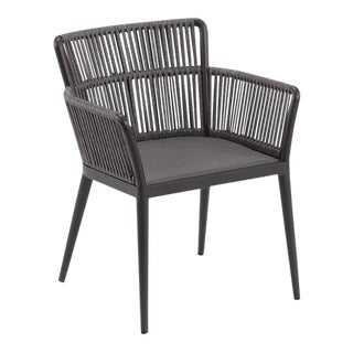 Outdoor Arm Chair, Carbon For Sale