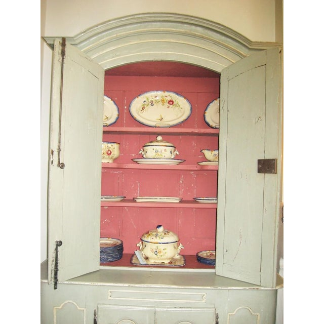 19th Century French Buffet a Deux Corps For Sale - Image 4 of 12
