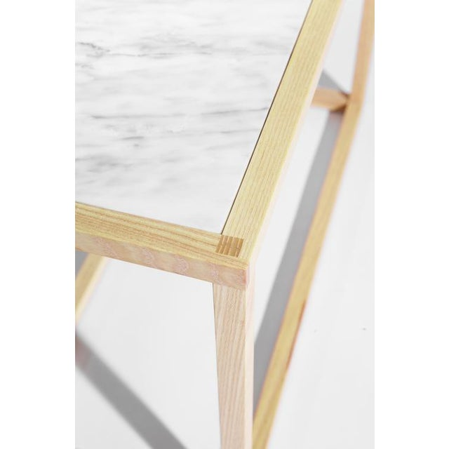Trey Jones Studio Frame Planter - Side Table For Sale - Image 4 of 6