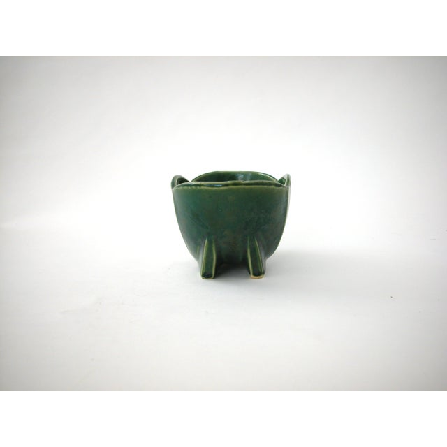 McCoy Green Pottery Vase - Image 8 of 10