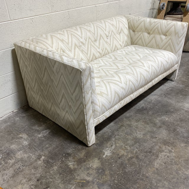 70s Contemporary Loveseats - a Pair For Sale In Richmond - Image 6 of 13