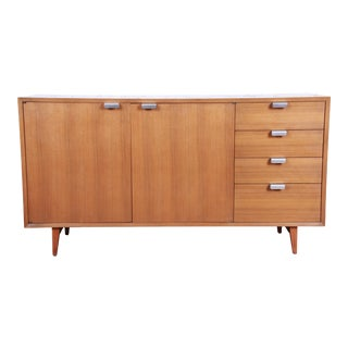 George Nelson for Herman Miller Mid-Century Modern Primavera Sideboard Credenza For Sale