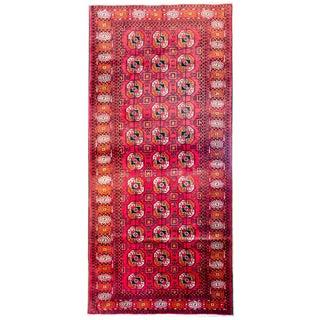 Brilliant Vintage Bokhara Rug For Sale