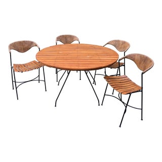 Arthur Umanoff for Raymor Dining Set