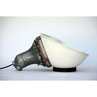Explosion Proof Enameled Industrial Lights - a Pair Preview