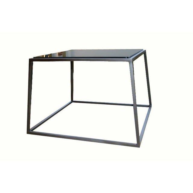 Customizable Richard Glass Top Table - Image 8 of 10