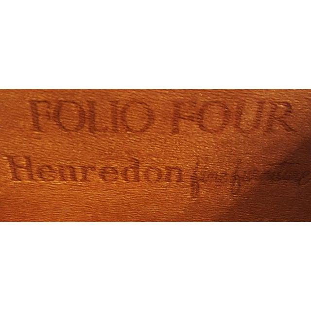 Mid-Century Henredon Folio Four Rolling Buffet - Image 11 of 11