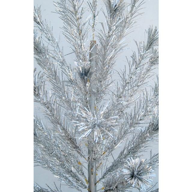 Mid-Century Atomic Style Aluminum Christmas Tree - Image 5 of 11