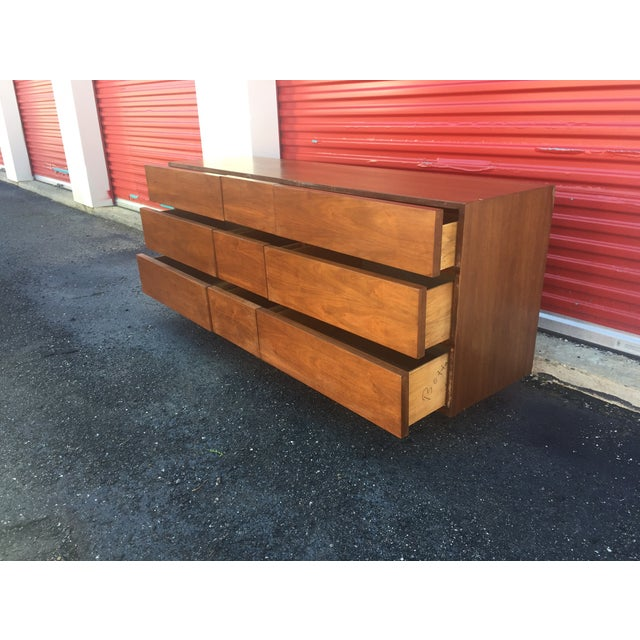 Mid Century Dresser by American of Martinsville - Image 4 of 7