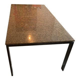 Room & Board Rand Quartz Dining Table For Sale