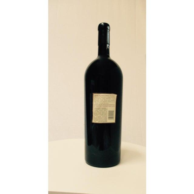 Pop Art Napa Valley California 1990s Wine Bottle Prop - Image 3 of 6