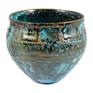 Blithewood Ceramic Vessel by Andrew Wilder For Sale