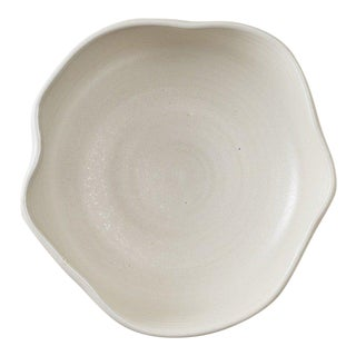 """Contemporary Handmade Ceramic """"Andy"""" Bowl For Sale"""