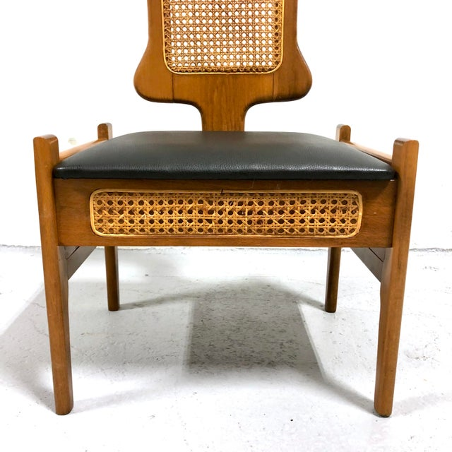 Mid Century Italian Modern Men's Valet Chair For Sale - Image 10 of 11