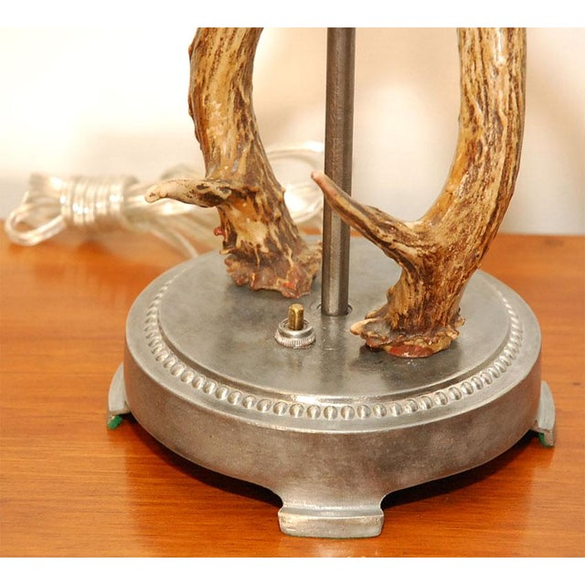 Antler Table Lamp - Image 7 of 8
