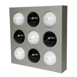 Paul Talman on / Off Interactive Table Lamp or Wall Sconce For Sale