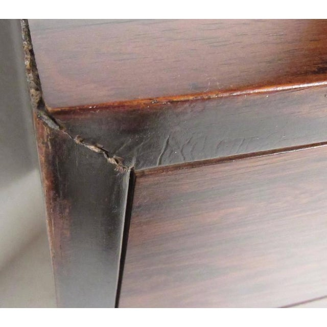 Founders Rosewood Nine-Drawer Dresser For Sale - Image 10 of 11