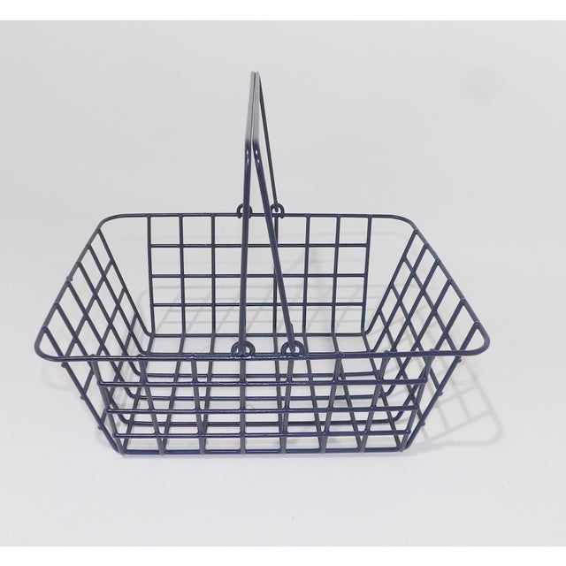 Wire Mesh Bathroom Toiletries Basket For Sale In Sacramento - Image 6 of 6