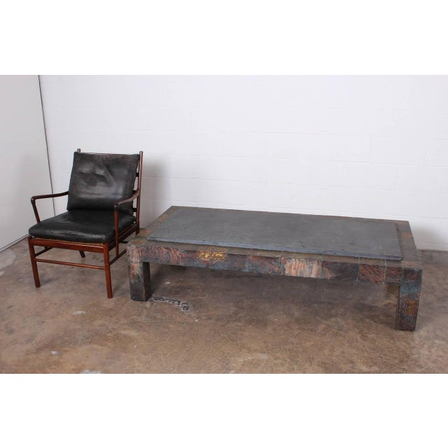 Large Patchwork Coffee Table by Paul Evans - Image 10 of 10