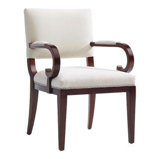 Ralph Lauren Mayfair Dining Arm Chair For Sale