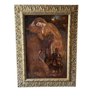 Orientalist Oil on Canvas Painting For Sale