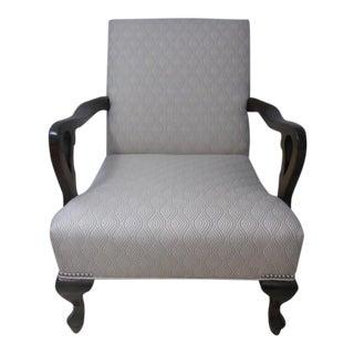 Antique Fireside Arm Chair