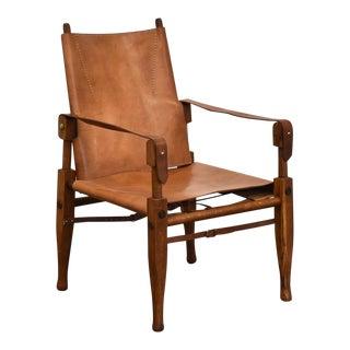 Safari Chair by Wilhem Kienzel for Wohndebarf For Sale