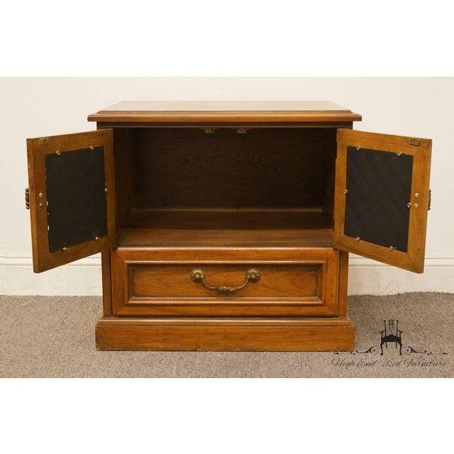 "Drexel Esperanto Collection Spanish Mediterranean 26"" Cabinet Nightstand 401-620 For Sale In Kansas City - Image 6 of 13"