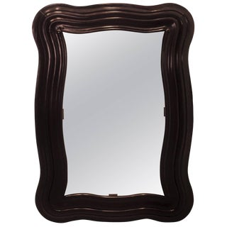 19th Century Victorian, Wall Large Mirror - Frame, Circa 1870 For Sale