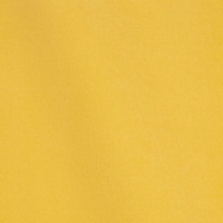 Schumacher Rocky Performance Velvet Fabric in Buttercup For Sale