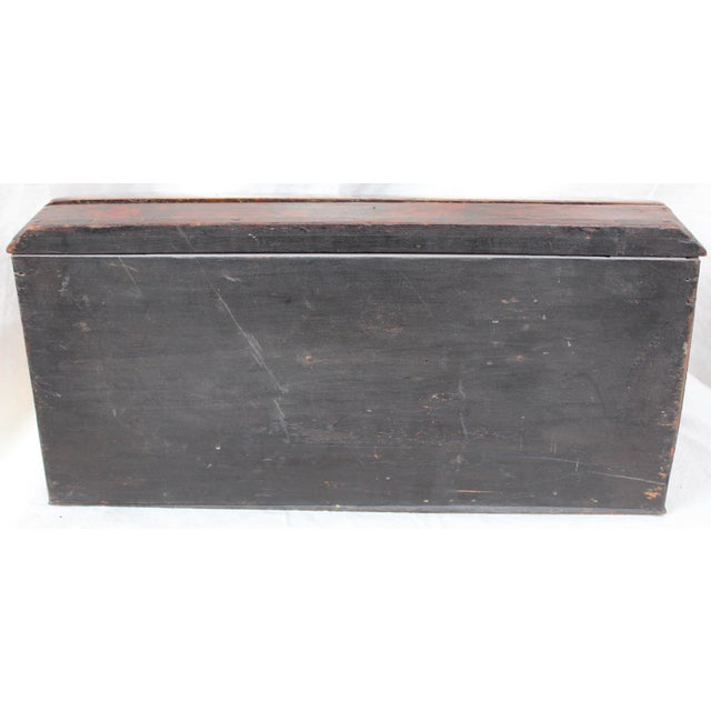 Antique Chinese Export Lap Desk - Image 11 of 11