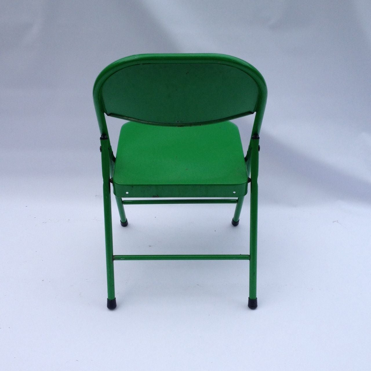 Delicieux Mid Century Kelly Green Chair   Image 3 Of 5