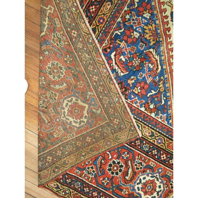 Mid 20th Century Mahal Sultanabad Rug. 10'8'' X 14'2''. For Sale - Image 5 of 9