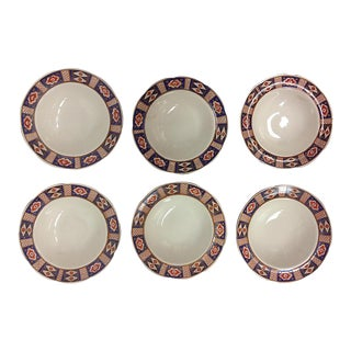 Late 19th Century Chinoiserie Bowls - Set of 6