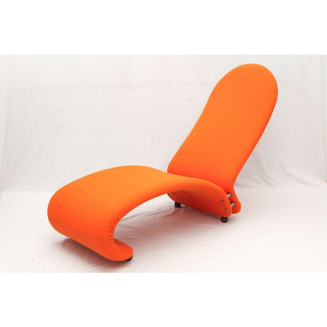 Verner Panton Chaise - Image 2 of 9
