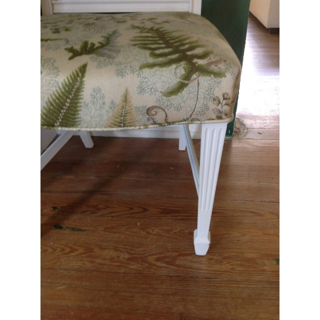 Vintage Painted Side Chair - Image 4 of 5