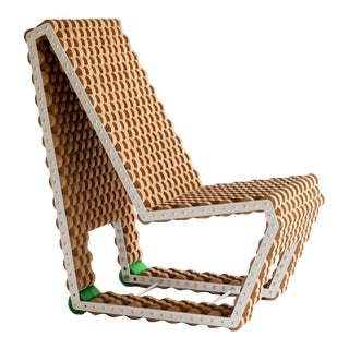 Quarter Twenty Conveyor Belt Chair For Sale
