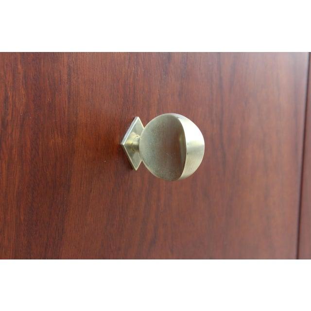 Gilbert Rohde For Herman Miller Paldao Wood Dresser For Sale - Image 9 of 11