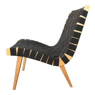 Jens Risom for Knoll Maple Ribbon Chair